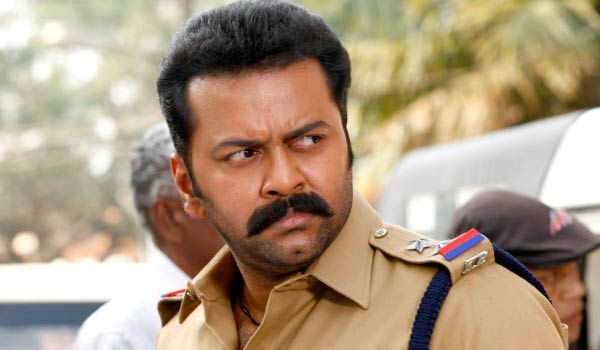 Indrajith-again-in-Police-role