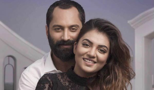 Nazriya-relax-her-wedding-view-for-Fahadfazil