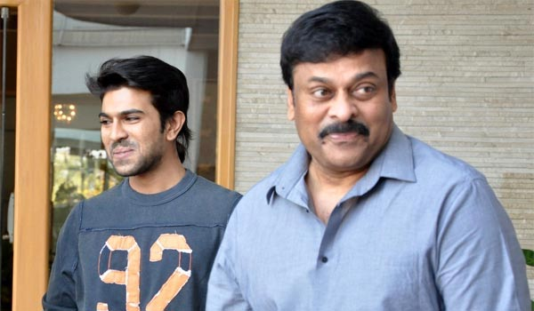 Chiranjeevi-recommends-director-to-Ramcharan