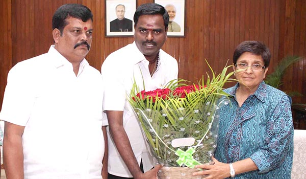 Pondycherry-Kabali-distributors-met-Governor-and-Chief-Minister