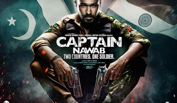 First-look-of-Captain-Nawab-released