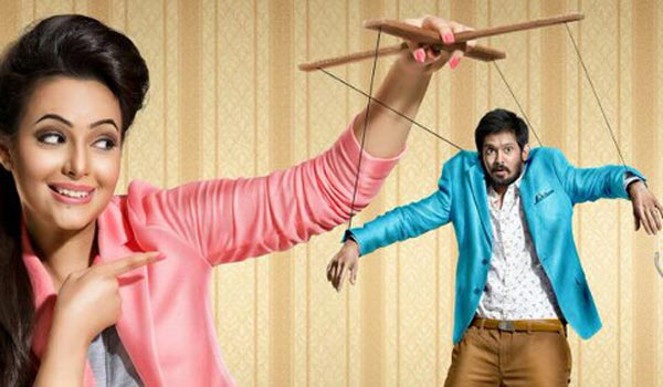 Nakul-acting-as-humour-in-Sei-movie