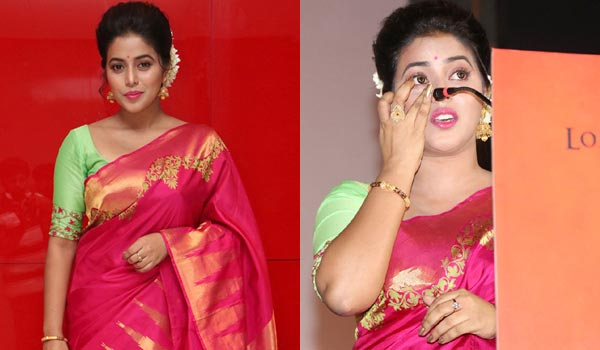 Poorna-tears-in-Savarakkathi-trailer-launch-function