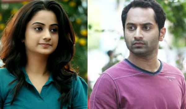 struck-in--ocean-actor-fahadfazil-and-actress-namitha