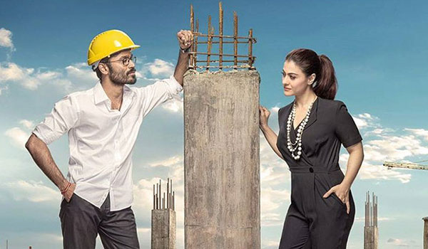 Kajol-is-competitors-to-Dhanush