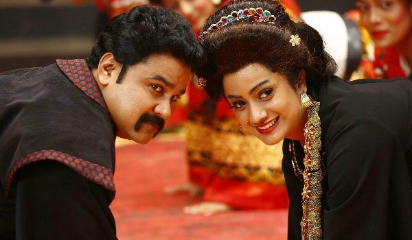 namitha-to-act-with-dileep-4th-time