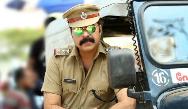 Mammootty-to-wear-Police-uniform-again
