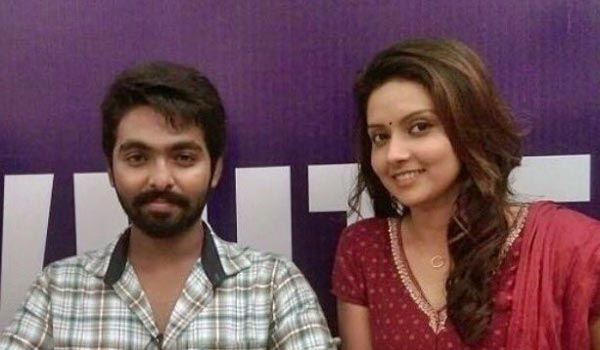gvprakash-impressed-actress-mahimanambiar