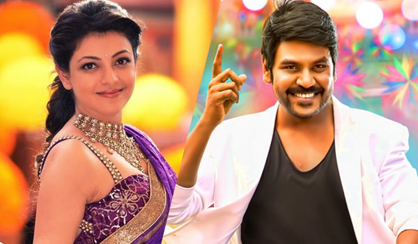 Kajal-Agarwal-to-pair-with-Raghava-Lawrence