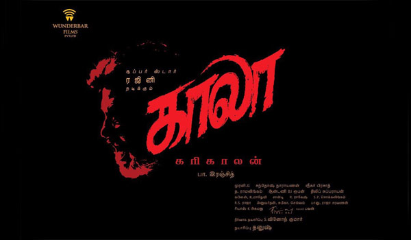 Rajinis-new-movie-titled-as-Kaala