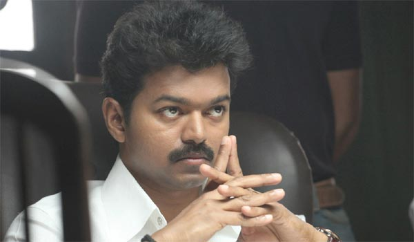 Fans-ready-to-celebrate-:-vijay-keeps-calm