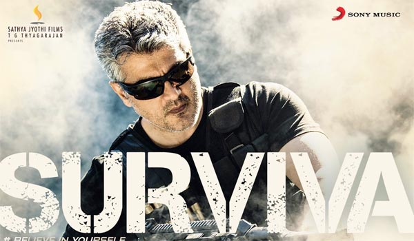 Ajiths-Vivegam-Surviva-songs-become-trends