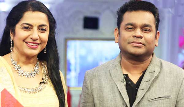 Suhasini-with-A.R.Rahman-interview-tonight-on-zee-tamil-channel