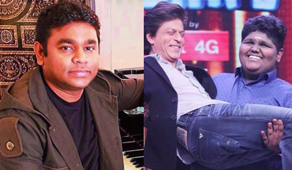 VaishnavGirish-To-Perform-With-arrahman