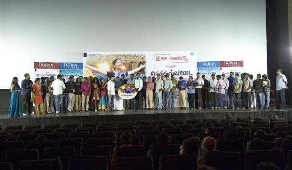 Nedunal-Vaadai-audio-launch-in-different-way