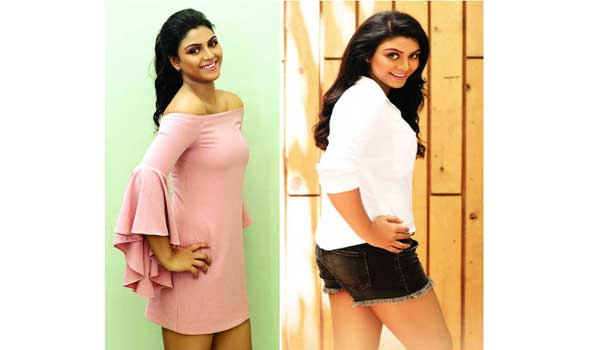 Anjali-sister-aradhya-to-enter-in-cinema