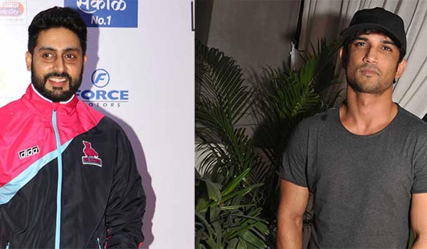 Abhishek-Bachchan-has-replaced-Sushant-Singh-Rajput