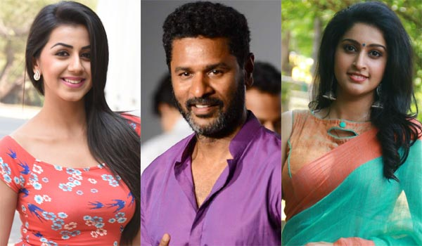 Prabhu Deva gets two hottest heroines for the comedy sequel