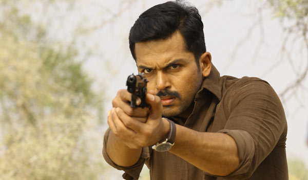 Theeran-will-shows-Polices-real-face-says-Karthi
