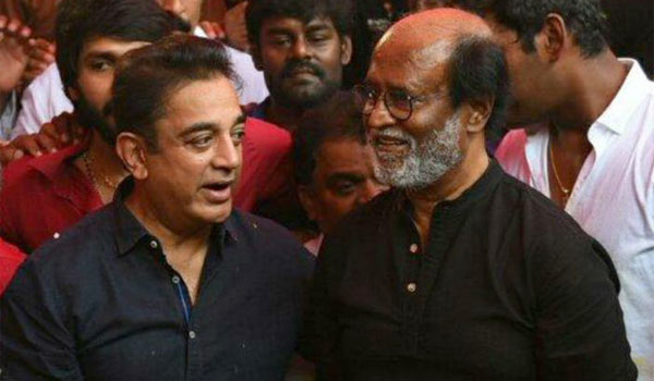 Rajini---Kamal-wishes-for-honoring-Nandhi-award