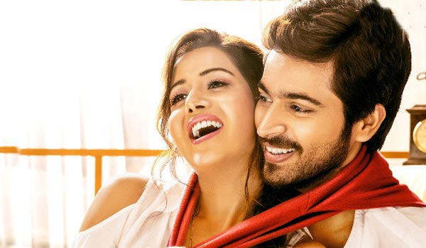 Harish---Raiza-movie-titled-as-Pyaar-Prema-Kaadhal