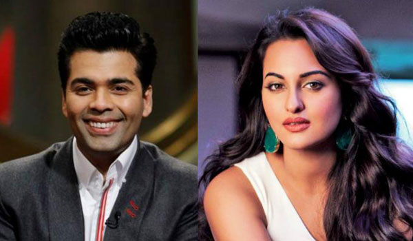 Sonakshi-Sinha-to-star-in-Karan-Johars-next-film