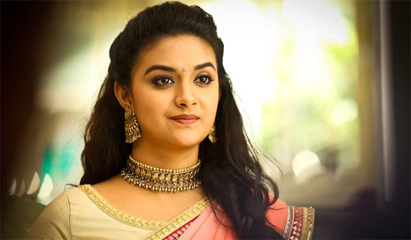 Keerthy-Suresh-rejects-Directors-demand