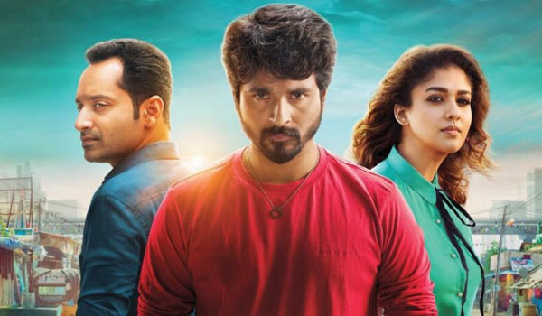 How-is-Velaikkaran-collection?