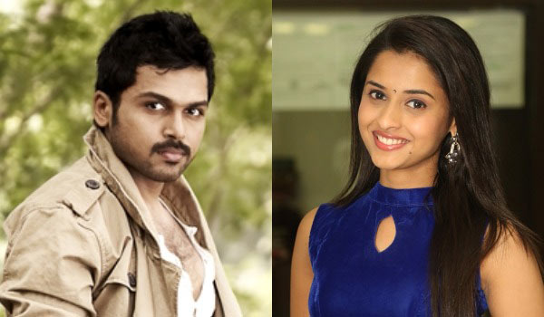 Karthi-to-pair-with-Arthana