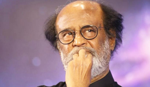 Political-party-not-now-says-Rajini-at-Airport