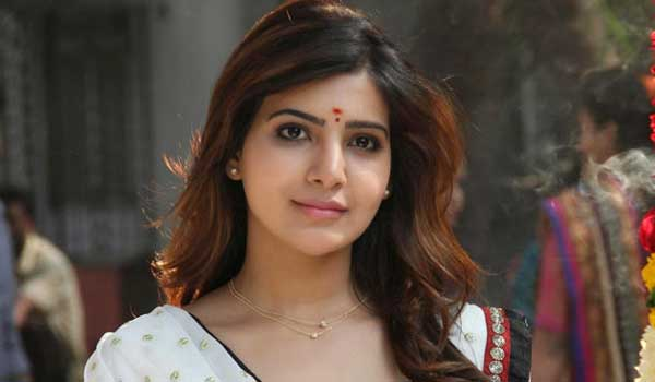 A Old Photoshoot of Samantha Akkineni in aTransparent Saree is going VIRAL - View Pics