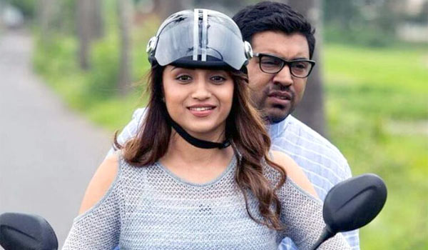 Trisha-happy-about-Malayalam-movie-director
