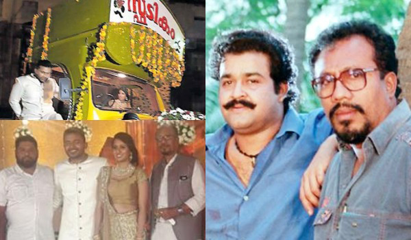 Mohanlal-directors-son-wedding-marriage-in-movie-style