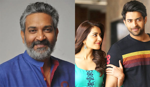 SS-Rajamouli-congrats-Tholi-Prema-movie