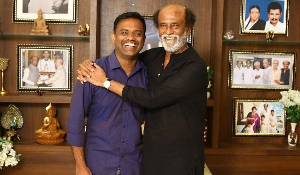 Raju-Mahalingam-appoints-as-secretary-in-Rajini-Makkal-Mandram