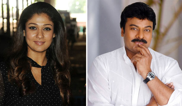 Nayanthara-to-act-chiranjeevis-wife