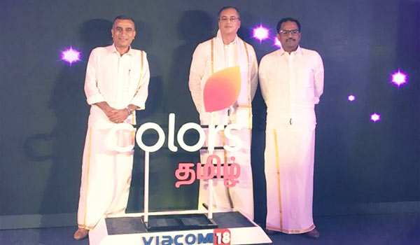 Colors-Tamil-Television-telecast-starts