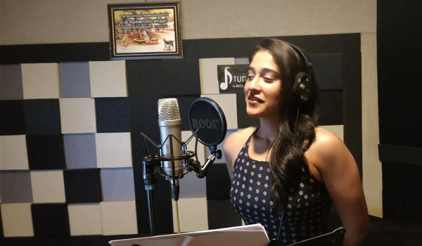 Regina-first-time-speak-Tamil-Dubbing