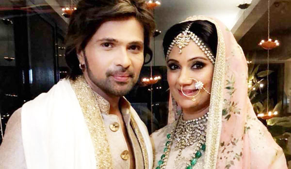 Himesh-reshammiya-married-second-time