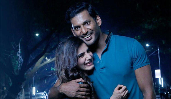 Vishal-celebrates-Irumbuthirai-success