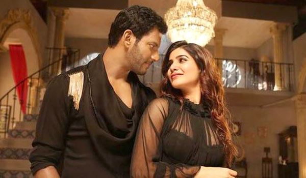Irumbuthirai-Telugu-to-be-release-on-May-End