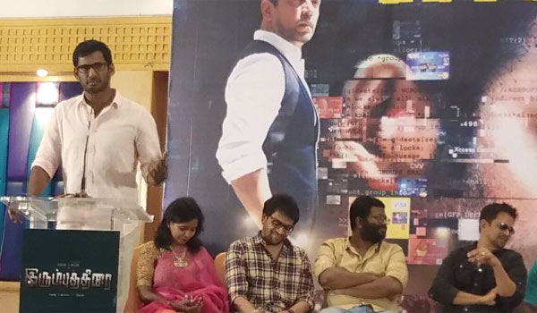 Vishal-challenge-at-Irumbuthirai-Success-Meet