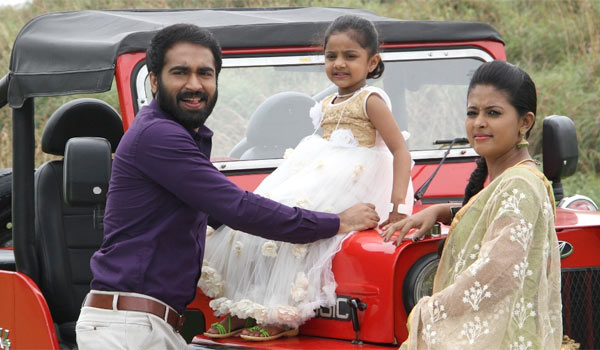 Actor-kottachi-daughter-manasvis-Kanmani-Pappa