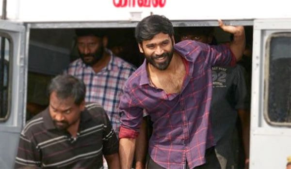 Dhanushs-Vada-chennai-releasing-on-August?