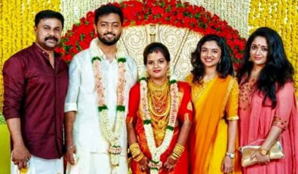 After-longtime-dileep-attend-function-with-Family