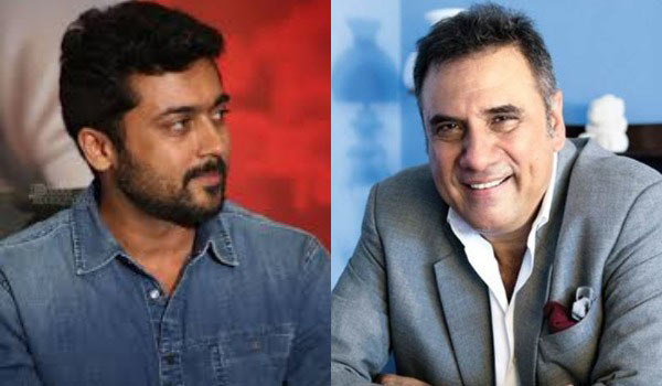 Boman-Irani-joints-in-Suriya---KV-Anand-film