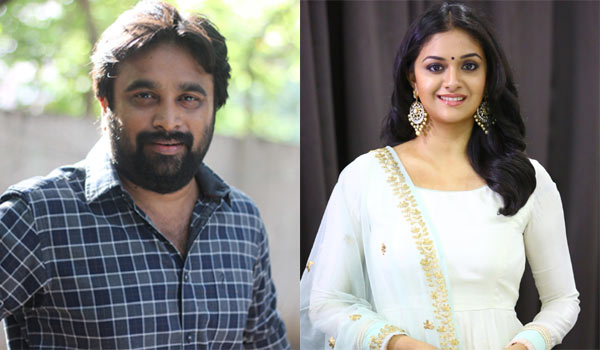 Keerthy-Suresh-to-pair-with-Sasikumar
