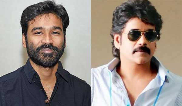 Nagarjuna-in-dhanush-film