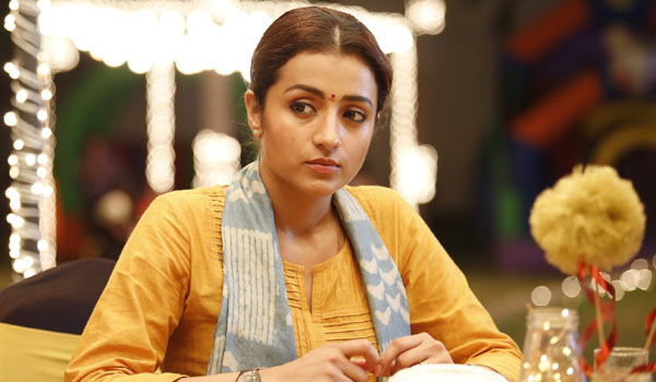 Trisha-to-lead-in-96-telugu-remake