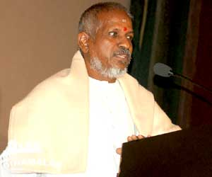 TN Govt declares M.S.Subbulakshmi award for Ilayaraja
